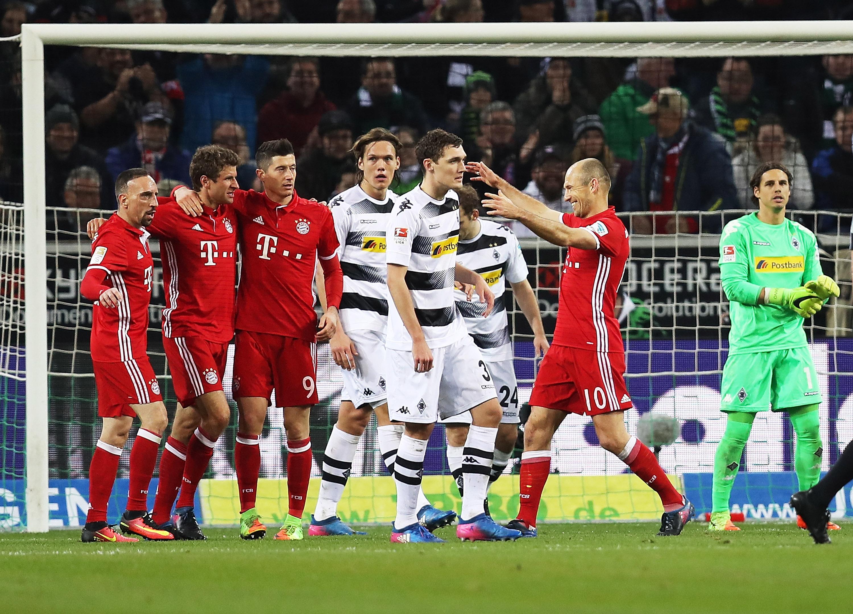 Borussia Mönchengladbach Fc Bayern